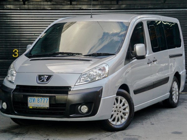 Peugeot Expert ปี 2010 สีเงิน