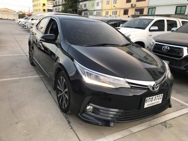 TOYOTA NEW ALTIS 1.8 S ESPORT