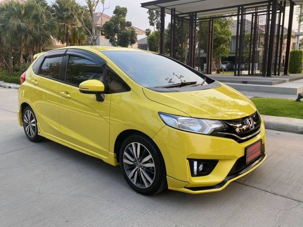 HONDA JAZZ 1.5 SV PLUS AT 2014
