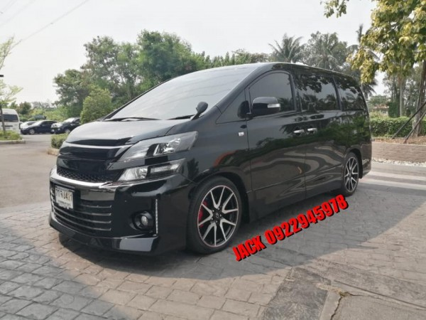 TOYOTA​ VELLFIRE​2.4GS LIMITED EDITION ปี 2014