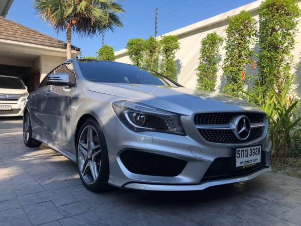 🚘Benz CLA 250 AMG Sport ปี 2017 🚘