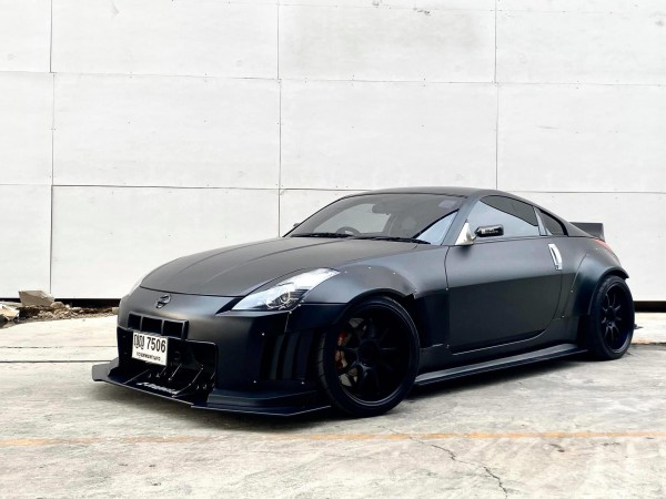 Nissan Fairlady 350Z Mercury Z Project 2011