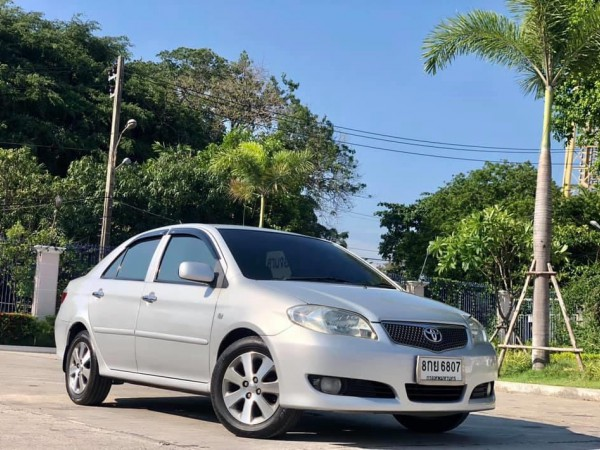 Toyota Vios 1.5 S AT 2006 รุ่นท็อป !!