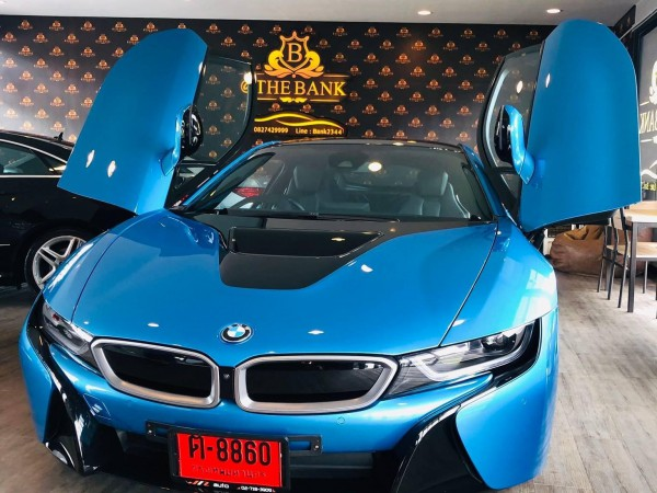 BMW i8 ปี 2016 Limited