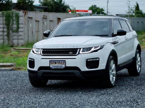 Rang Rover Evoque 2.2 SE Plus SD4 โฉม Minorchange ปี 2016