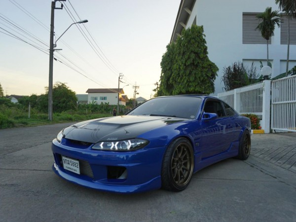 Nissan Silvia S15 SPEC R Sunroof ปี2001