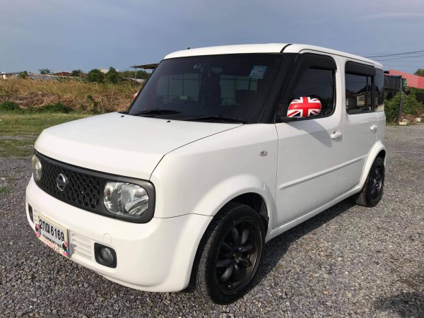 Nissan Cube3 ปี2012