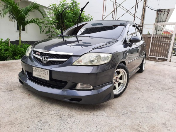 honda city zx 2005 top