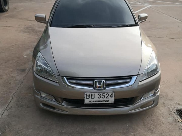 HONDA Accord G7 2.4 vtec ปี04