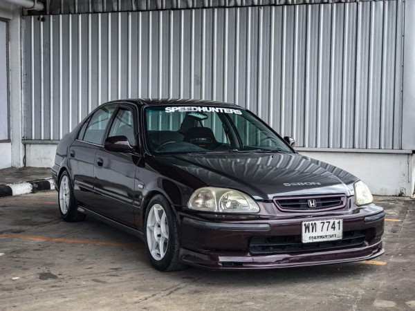 Civic EK 1996 Vtecc MT