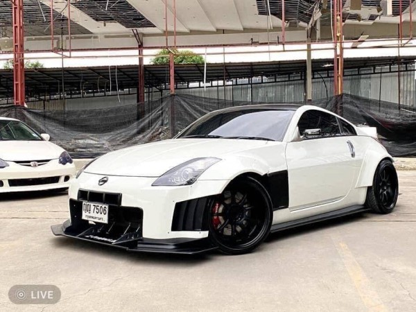 🔥 Nissan Fairlady 350Z Mercury Z Project 2011 🔥
