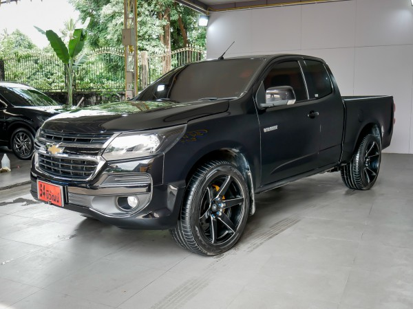 Chevrolet Colorado Gen2 ปี 2014 สีดำ