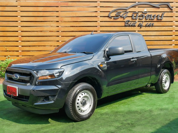 FORD RANGER OPENCAB 2.2 XL MT ปี 2017 สีดำ