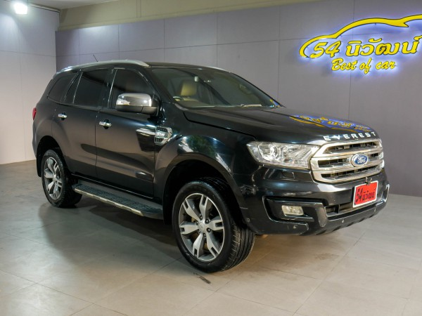 Ford Everest 3.2 TITANIUM PLUS 4WD ปี 2016
